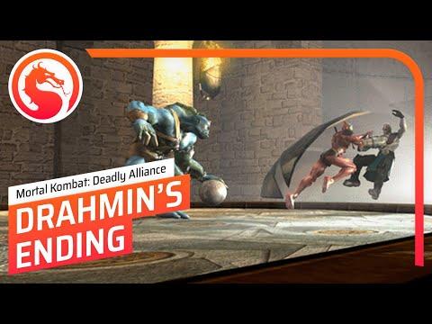 Mortal Kombat Deadly Alliance   Drahmins Ending