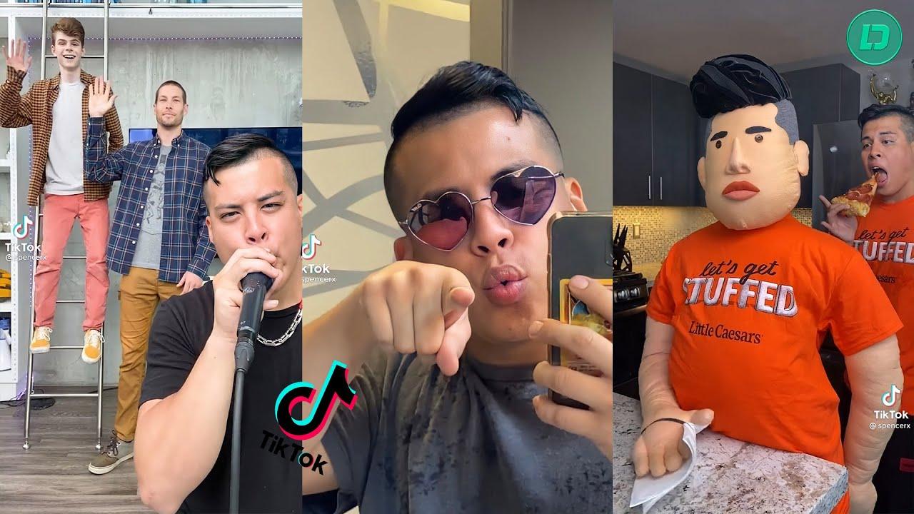 Spencer X  Best Tik Tok Videos 2021   All Spencer X Beatbox Tik Tok Videos