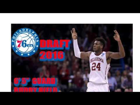 Buddy Hield a Sixer? / NBA   draft prospect breakdown