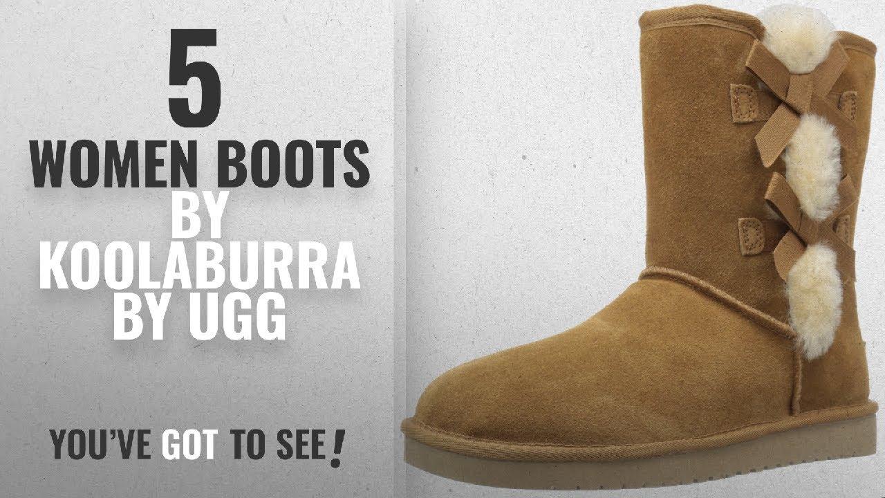d7a9e6a8059 Top 10 Koolaburra By Ugg Women Boots [2018]: Koolaburra by UGG Women's  Victoria Short Fashion Boot,