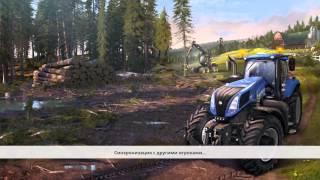 �������� ���� Farming Simulator 15 - Янова долина 2 серия ������