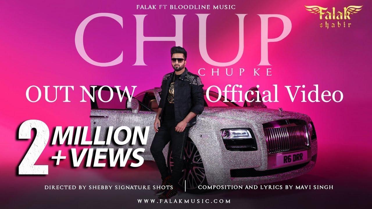 Chup Chup Ke – Falak Shabir Mp3 Hindi Song 2020 Free Download