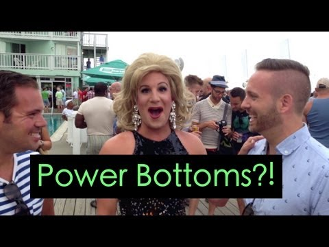 Provincetown Adventures: Power Bottoms!