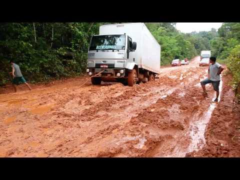 estrada do oiapoque 2015