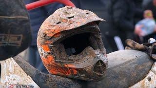 Winter Motocross Russia