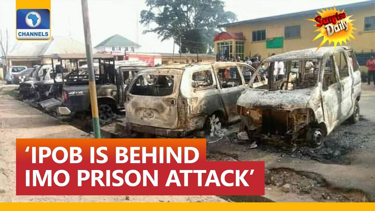 Download IPOB Is Behind Imo Prison Attack, Says Ex-DIG Official