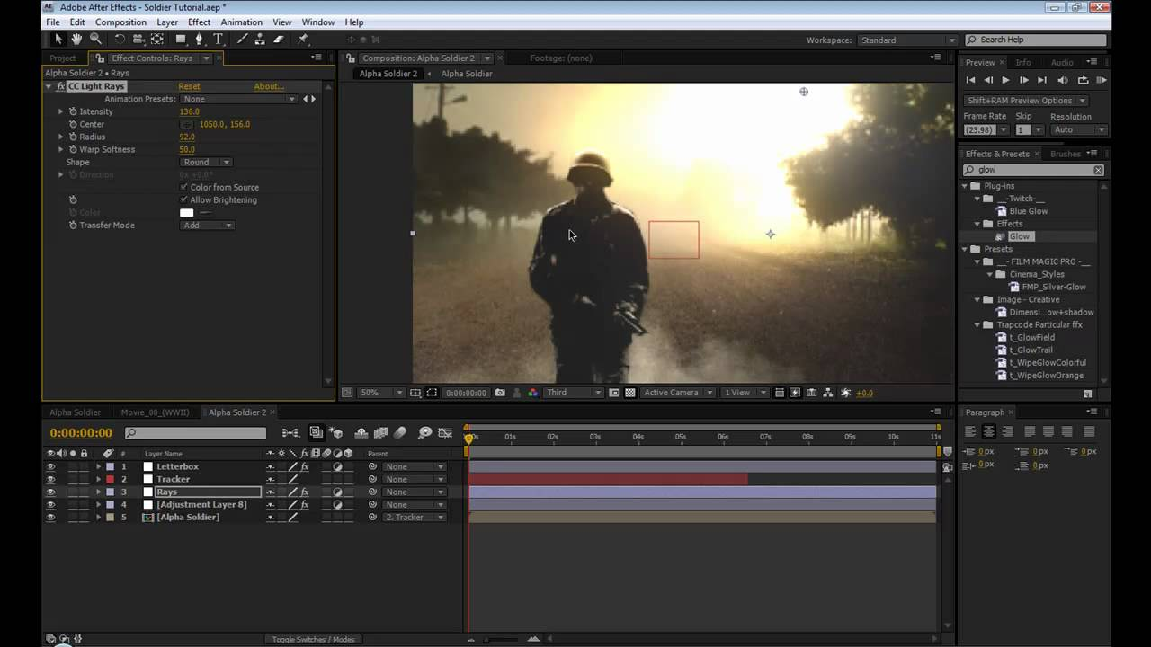 After Effects Tutorial: Advanced Chroma Keying and Compositing ...