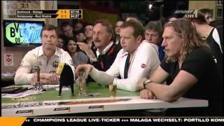 BVB - Malaga / Der Mobilat Fantalk - Letzte Minuten ab Stand 1:1