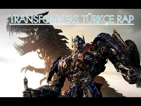 Transformers Türkçe Rap - Rapçi Süper Kahramanlar