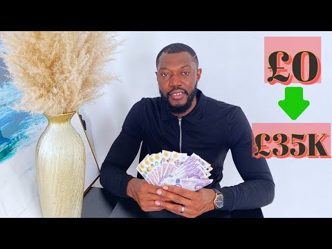 How I saved over £30,000 for my London property deposit QUICKLY!!! (Save for a property fast!!!)