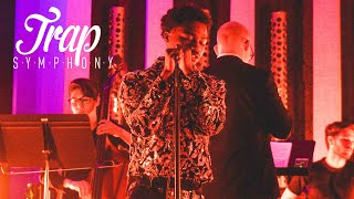 "Roddy Ricch Performs ""Down Below"" With Live Orchestra 