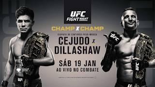 UFC Brooklyn: Campeão contra Campeão