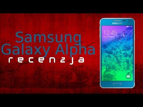 Recenzja Samsung Galaxy Alpha | TEST PL [Mobileo #106]