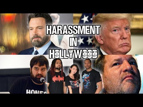 FLIRTING OR FLAUNTING? Discussion about SEXUAL HARASSMENT in Hollywood & the workplace(How to avoid)