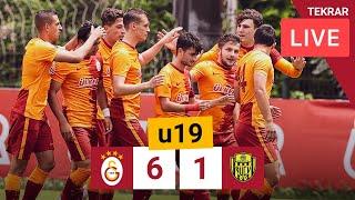 📺 🔴 CANLI | Galatasaray U19 - MKE Ankaragücü U19