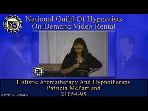 Holistic Aromatherapy And Hypnotherapy with Patricia McPartland - 21054-95