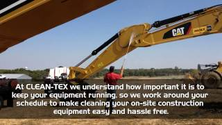 Heavy Equipment Power Washing Denton, Fort Worth & Dallas, TX