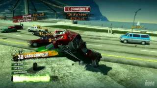 Burnout Paradise: The Ultimate Box PC Games Gameplay - Crash Sequence