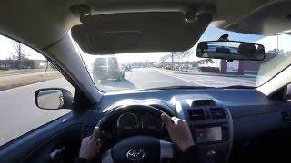 2013 Toyota Corolla Virtual Test Drive
