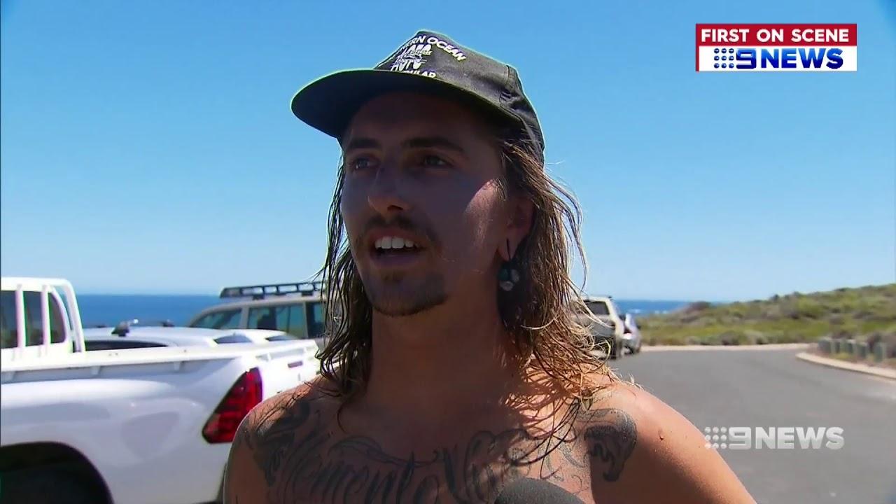 Shark Drumlines | 9 News Perth