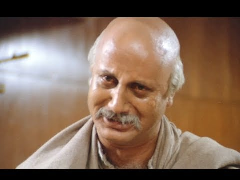 Anupam Kher's Best Performance - Saaransh - Minister Office Scene