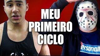 MEU PRIMEIRO CICLO! Part. Jason Projeto Giga
