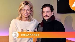 Kit Harington reveals his thoughts on the end of Game of Thrones + More with Zoe Ball!