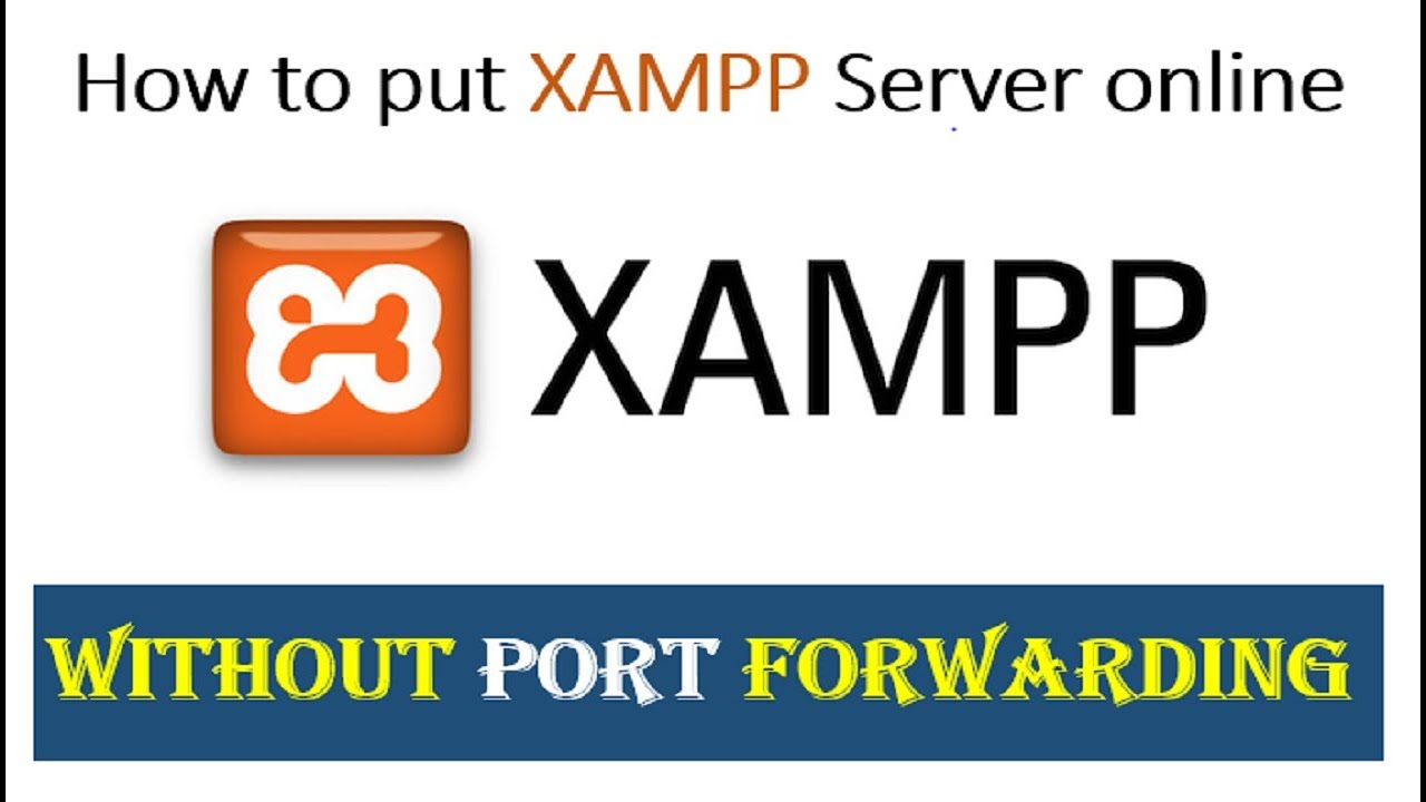 How to put XAMPP server online without Port Forwarding in Windows || ngrok  [2018]