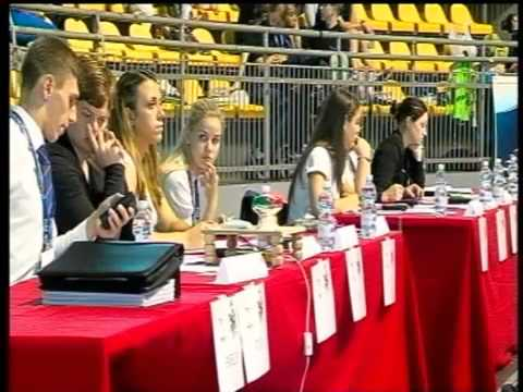 2nd Turin Acrocup - 2014 - Day 3 - Part 1
