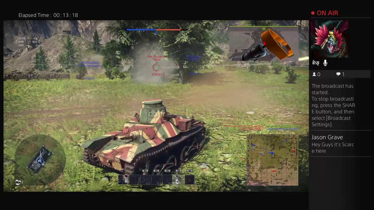 War thunder gameplay pc part 1