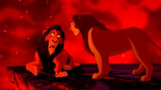 The Lion King (Simba vs Scar) HD