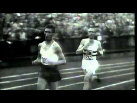 2755 European Track & Field 1946 5000m Men