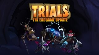 Trials: The Endgame Update Release Trailer | Dungeon Defenders II