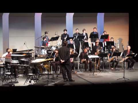 Tank! Cowboy Bebop -  Westlake HS Studio Jazz Band