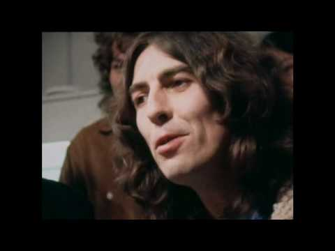 George Harrison watching This Boy