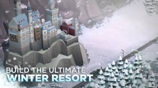 SimCity BuildIt Mountain Holiday Update