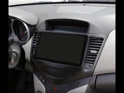 Штатная магнитола для Chevrolet Cruze 08-12 Android с GPS