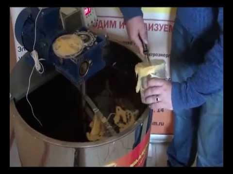Приготовление крем-меда