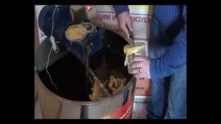 Кремование меда от компании ООО ПКБ Би Пром 2-я часть