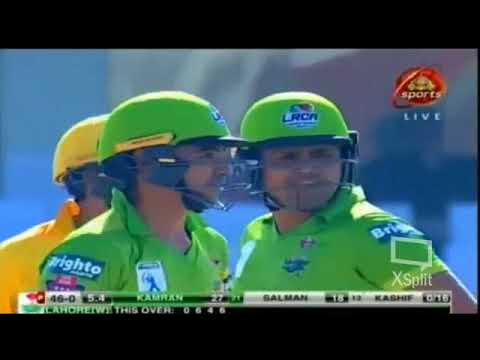 Lahore Whites vs Peshawar 21st Match National T20 Cup-2017