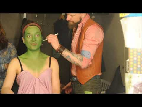 Wicked : The greening of Elphaba