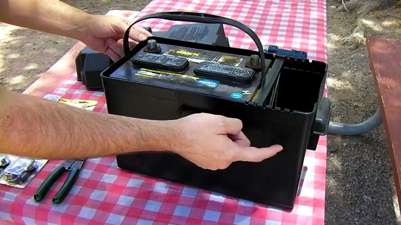 Build A Portable Power Pack For 25 Youtube