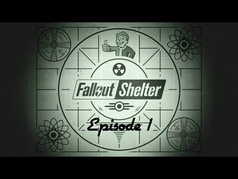 Fallout Shelter #1 - Moving Day!! |