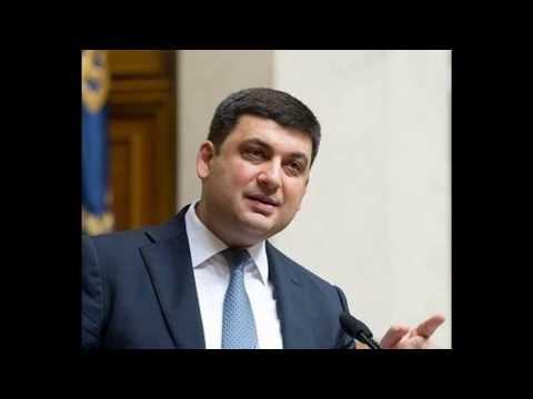 Паранойя Гройсмана: как украинский премьер пытается спастись