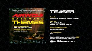 AIRWOLF Extended Themes CD1 Track 22 Teaser - Airwolf Theme Season 1 + 3 Special JMS Mix Levay