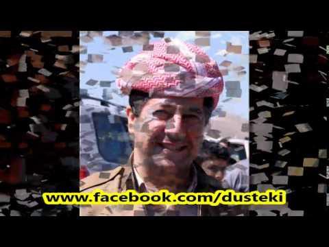 General Masrour Barzani / فەرماندە مسرور بارزانی