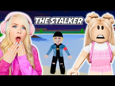 I HAD A STALKER IN BROOKHAVEN! (ROBLOX BROOKHAVEN RP) - Mackenzie Turner Roblox
