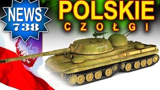Potwierdzone! - Polskie Czołgi Ciężkie na szczycie drzewka! - World of Tanks