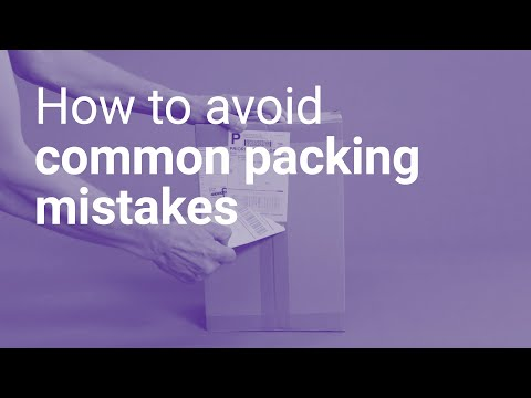 How To Avoid Common Packing Mistakes?