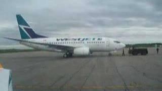 Regina International Airport Take-off 1